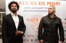 McGuigan reveals Haye comeback was a year in the making