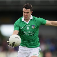 Limerick dual star confirms intercounty retirement after 17-year career