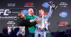 QUIZ: How well do you remember the ridiculously long build-up to Aldo versus McGregor?