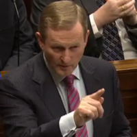 Enda to Micheál: 'You ran like a scalded cat, as fast as your legs could carry you'