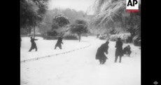 WATCH: Relive a 1940s Irish Christmas with these magical archive videos