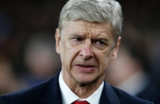 Wenger: If I take you out, you'll see that I like to spend money