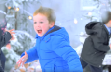 Three delivered a lovely festive surprise to Galway kids who complained about its ad