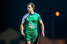 Contract boost for Connacht as Irish international signs new two-year deal