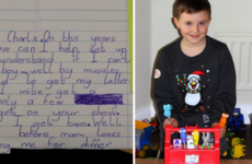 This little Cavan legend applied for a job on the Toy Show, and landed it