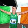 Thomas Barr is named Irish Athlete of the Year