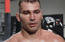This Dubliner had a big chance to close in on a UFC deal last night