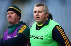 Rochford finalises his Mayo management team