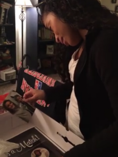 This woman surprised her girlfriend with the news that she's a kidney donor match