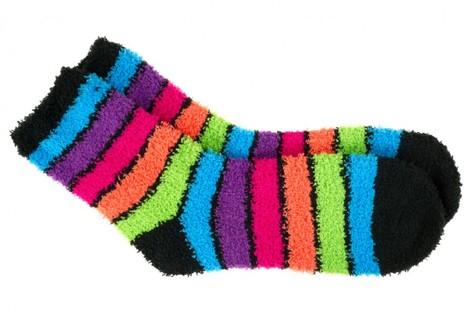 Not the offending socks