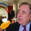 The truth about that picture of Alex Salmond, a young lady and a Solero