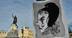 Across Paris graffiti artists send message of defiance to attackers