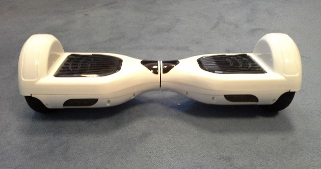 1,400 hoverboards seized at Dublin Port