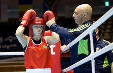 Katie Taylor will have a new coach in her corner during Irish title fight