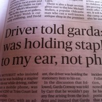 14 times Irish people were absolute chancers