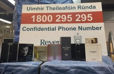 60,000 bottles of counterfeit perfume destined for street markets seized