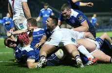 Cronin's try the difference as Leinster edge past Ulster in low-scoring derby