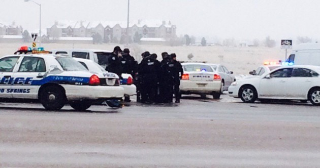 LISTEN: Planned Parenthood gunman surrenders after at least five police, six civilians shot