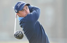 Paul Dunne has endured a tough start to life on the European Tour