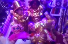 Here's the hilarious incident EVERYONE missed at the end of the Toy Show