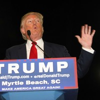 Support for Donald Trump's presidential bid just took a nosedive...