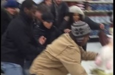 That viral Black Friday fight video is most likely a big fat fake
