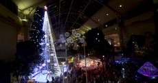 Australian Christmas tree sets world record for boasting over 500,000 lights