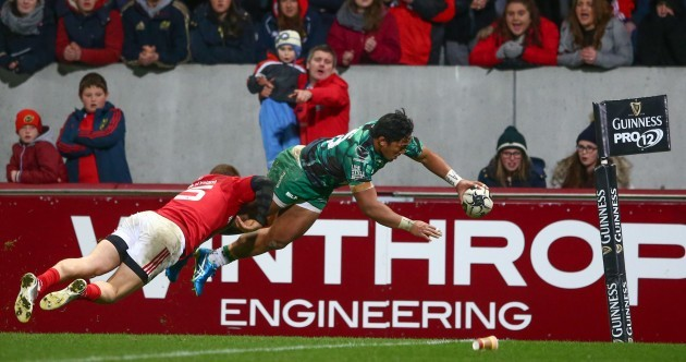 Here's the sensational finish that gave Connacht their first Thomond victory since 1986