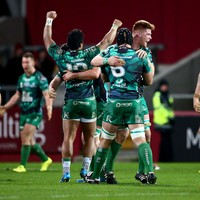 Green giants! Connacht save their best for last in a historic win over Munster