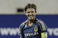 Beckham 'flattered' at link to Paris St. Germain (and several other clubs)