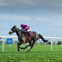 Ruby Walsh and Willie Mullins landed a Grade 1 double at Fairyhouse today