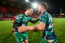Watch Connacht make history at Thomond Park in the weekend's Pro12 highlights