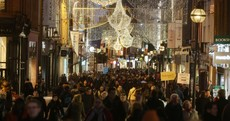 Planning some Christmas shopping in Dublin? Check this site before you head in