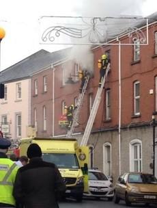 Woman in her 70s dies in Cavan house fire