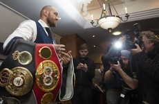 Tyson Fury reveals his Croke Park dream, discusses Irish roots and drug spiking fears