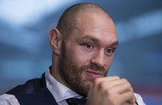 'Fury says what a lot of people are thinking... you know where you are with him'