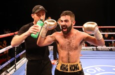 'Who would have thought I'd even make it as a pro?' Undefeated Jono Carroll is staying on the ball