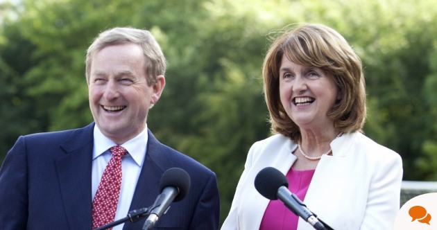 'This is the only government... Fianna Fáil and Sinn Féin shouldn't even bother with manifestos'