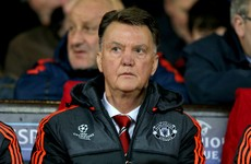 'Fear of LVG is the source of United's problems' - Parker
