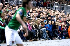 FAI reveals increased attendance figures for League of Ireland