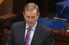 Enda Kenny says there's no reason why anyone should be sleeping rough this Christmas