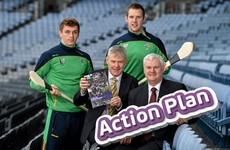 GAA launches new underage hurling competition