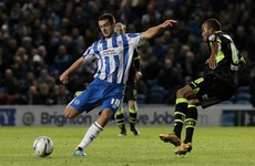 'Brighton has everything going for it' - Irish midfielder says Towell is in good hands