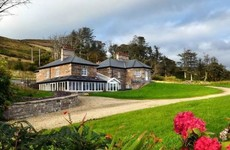 There's a mansion on the Wild Atlantic Way for sale...