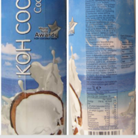 If you're allergic to cow's milk, be careful with this coconut milk