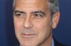 George Clooney's night with Berlusconi