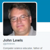 John Lewis finally thanked the man behind the @JohnLewis Twitter account