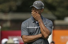'Where is the light at the end of the tunnel?' Frustrated Woods hints at retirement
