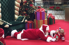 This Santa went above and beyond to hear a Christmas wish from a little boy with autism