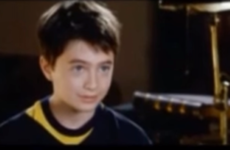 Take a break and watch Daniel Radcliffe's original Harry Potter audition